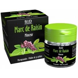 S.I.D Nutrition Phytoclassics Marc de Raisin 30 gélules