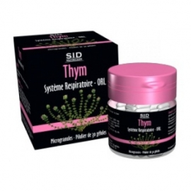 S.I.D Nutrition Phytoclassics Thym 30 gélules