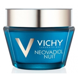 Vichy Neovadiol Complexe Substitutif Soin Réactiveur Nuit 50 ml