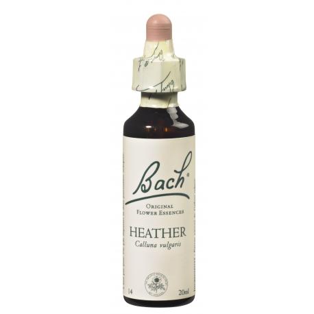 Fleurs Bach Original Heather N°14 20 ml