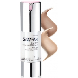 Sampar CosmakeUp Crazy Cream - Tan 30 ml