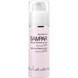Sampar Pure Perfection Masque Gomme de Nuit 50 ml