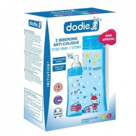 Dodie Biberon Initiation+ 2 x  330 ml
