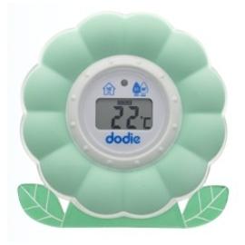 Dodie Thermomètre 2 en 1 Bain & Chambre