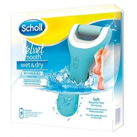 Scholl Velvet Smooth Wet & Dry Râpe Electrique