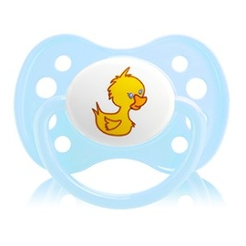 Dodie Sucette silicone 0-6 mois Canard