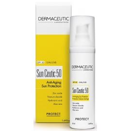 Dermaceutic Sun Ceutic 50 Protection Solaire Anti-âge 50 ml