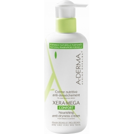 Aderma Xera-Mega Confort crème nutritive anti-dessèchement 400 ml