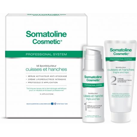 Somatoline Cosmetic Kit Liporeducteur Cuisses et Hanches