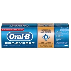 Oral-B Pro-expert Dentifrice Anti-tartre 75 ml