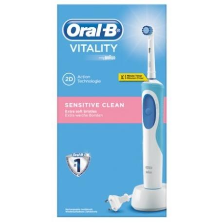 Oral-B Brosse à Dents Electrique Vitality Sensitive Clean