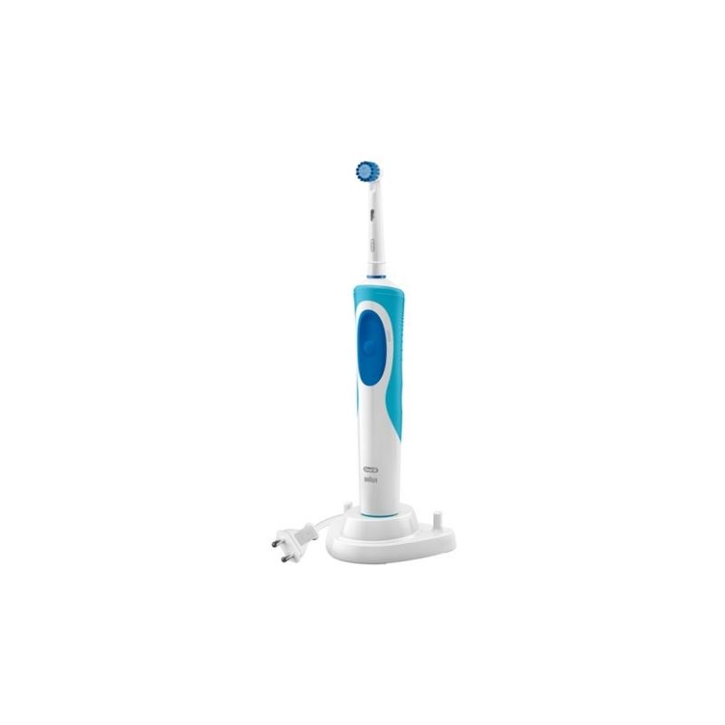 oral b brosse a dents electrique vitality sensitive clean. Black Bedroom Furniture Sets. Home Design Ideas