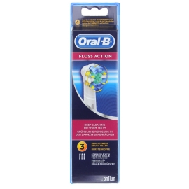 Oral-B Brossette de Rechange Floss Acion x 3