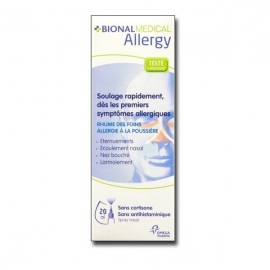 Bional Medical Allergy 20 ml