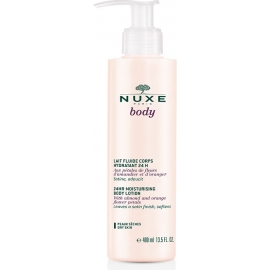 Nuxe Body Lait Fluide Corps Hydratant 24h 400 ml