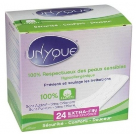 Unyque Protège-slips Pockets Extra-fin x 24