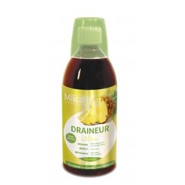 Milical Drainaligne Ultra goût Ananas 500 ml