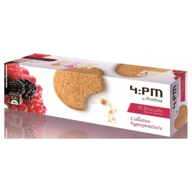 Protifast 4:Pm Biscuits Fruits Rouges x 20