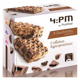 Protifast 4:Pm Gaufrettes Chocolat x 8