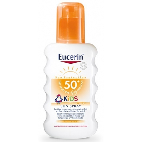 Eucerin Sun Kids Spf 50+ Spray 200 ml
