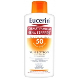 Eucerin Sun Spf 50 Lotion Extra Légère 400 ml