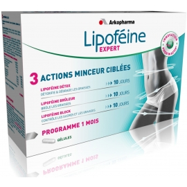 Arkopharma Lipoféine Expert Programme 1 Mois