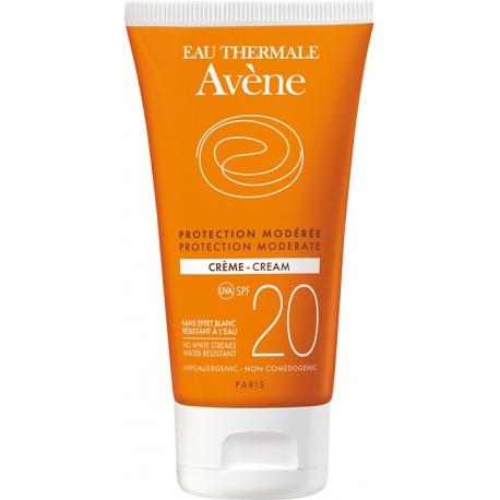 Avène solaire Spf 20 Crème Solaire 50 ml