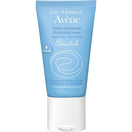 Avene Pédiatril Crème hydratante Cosmétique Stérile 50 ml