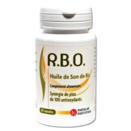 NATURAL NUTRITION R.B.O. 60 capsules