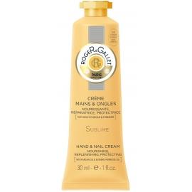 Roger & Gallet Bois d'Orange Crème Sublime Mains et Ongles 30 ml