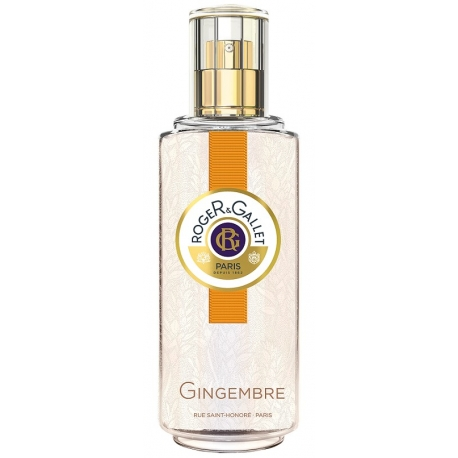 Roger & Gallet Gingembre Eau Fraîche Parfumée 100 ml