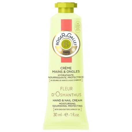 Roger & Gallet Fleur d'Osmanthus Crème Mains et Ongles 30 ml