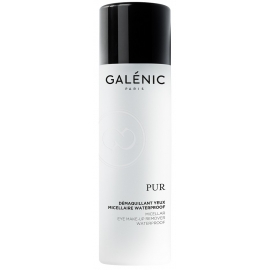 Galénic Pur Démaquillant Micellaire Waterproof  125 ml