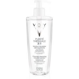 Vichy Pureté Thermale Solution micellaire démaquillante 3en1 400 ML