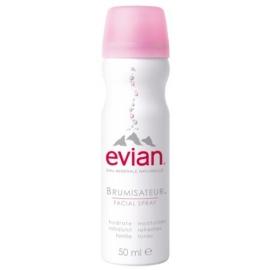 Evian Eau Minérale Naturelle Brumisateur  50ml