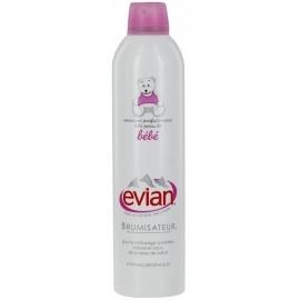Evian Bébé Eau Minérale Naturelle Brumisateur 300 ml