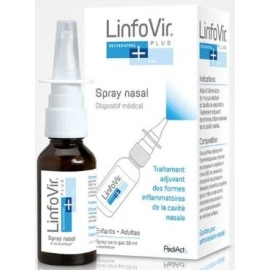 LinfoVir Plus Spray Nasal 30 ml