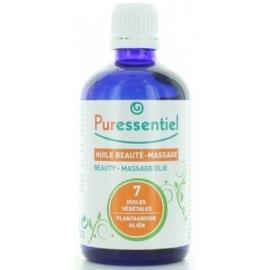 Puressentiel Huile Beauté - Massage Bio 100 ml