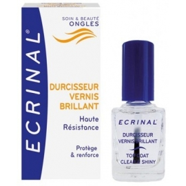 Ecrinal Durcisseur Vernis Brillant 10 ml