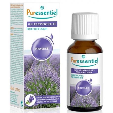 Puressentiel Huiles Essentielles Pour Diffusion Provence Bio 30 ml