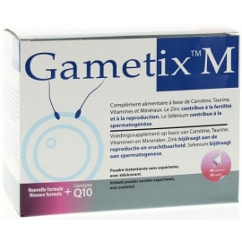 Gametix Masculin 30 sachets