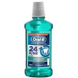 Oral-B Pro-Expert Bain de Bouche Nettoyage Intense 500 ml