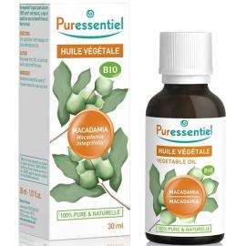 Puressentiel Huile Végétale Macadamia Bio 30 ml