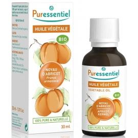 Puressentiel Huile Végétale Noyau d'Abricot Bio 30 ml