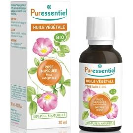 Puressentiel Huile Végétale Rose Musquée Bio 30 ml