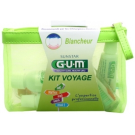 G.u.m Kit de Voyage Blancheur