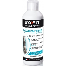 Eafit Minceur Active L-carnitine Drink 500 ml