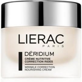 Lierac Déridium Crème Nutritive Correction Rides Peaux sèches à très sèches 50 ml
