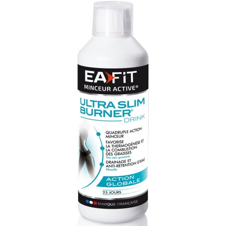 Eafit Minceur Active Ultra Slim Burner Drink 500 ml