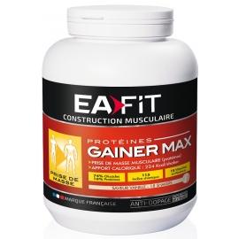 Eafit Construction Musculaire Gainer Max Caramel 1,1 Kg